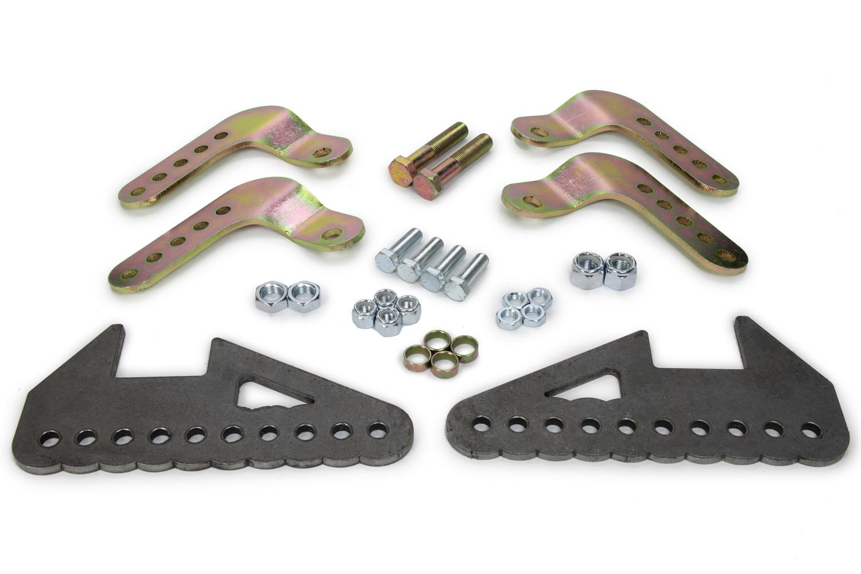Chassis Engineering Adjustable Lower Shock Mounts (1-Pair)