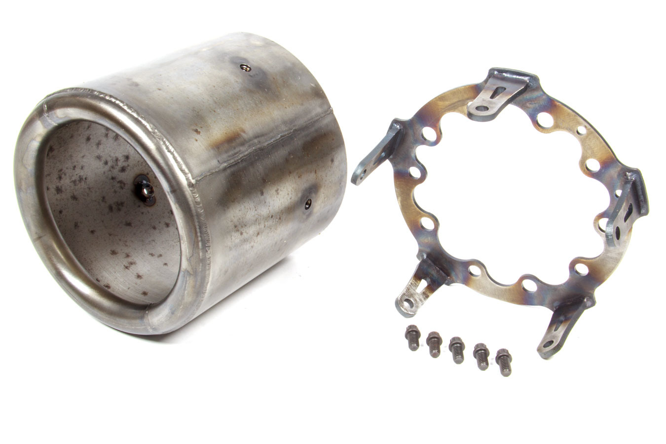 Chassis Engineering Rear Drive Shaft Loop Can