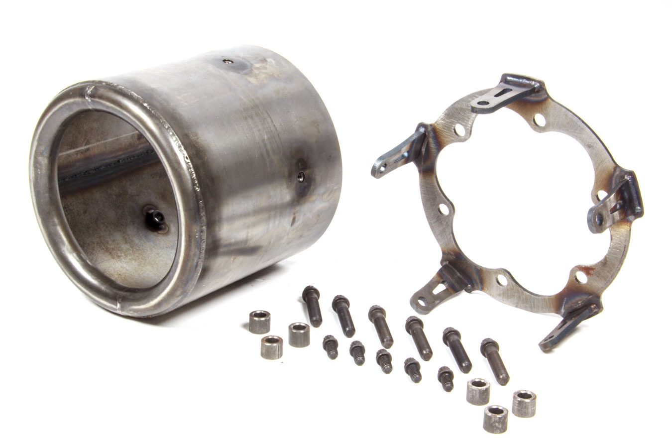 Chassis Engineering Rear Driveshaft Can 9in Strange Ultra Case
