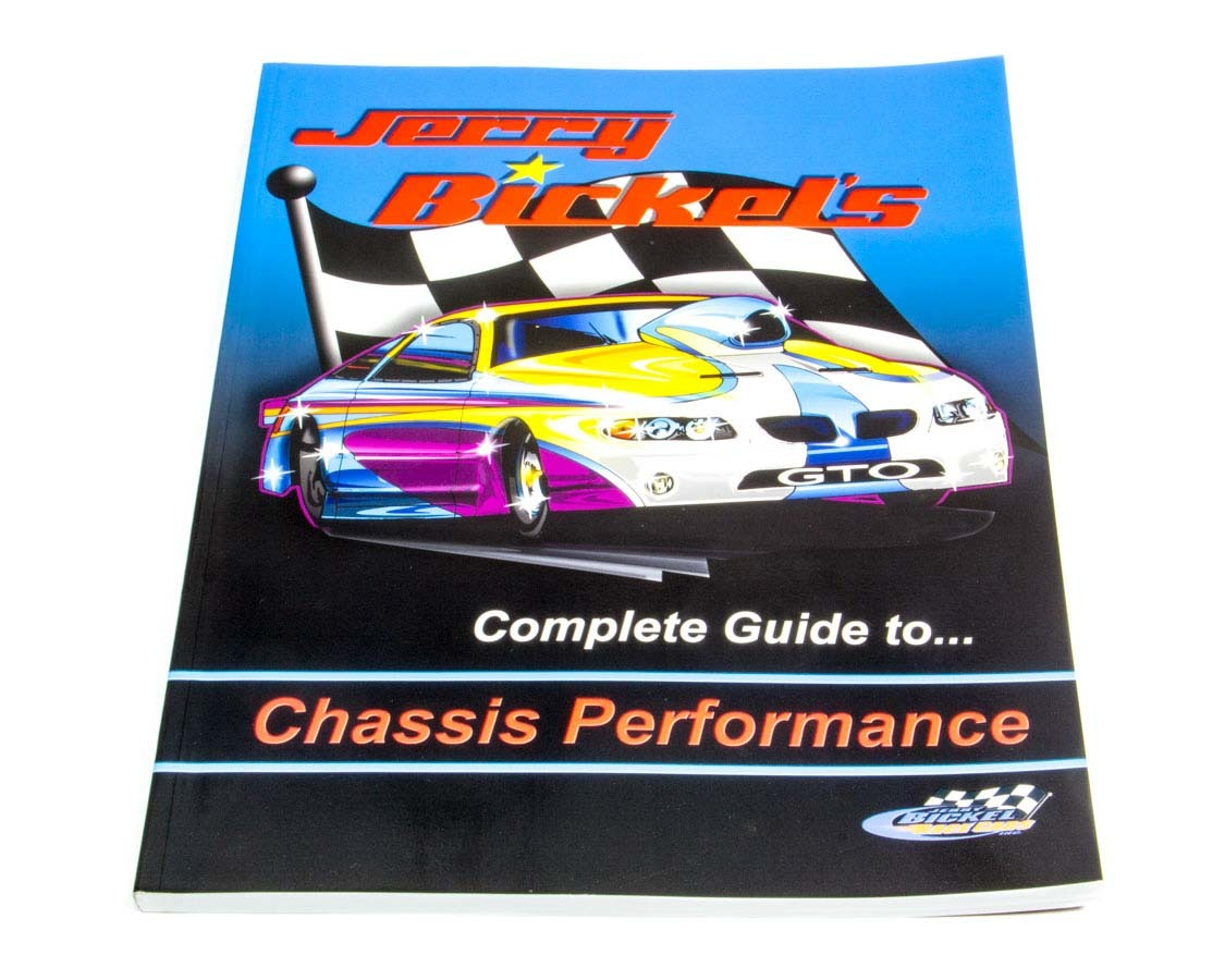 Chassis Engineering Jerry Bickel's Chassis Book