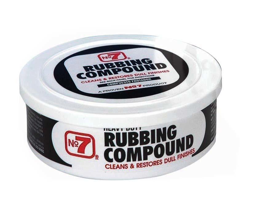 Cyclo No.7 Rubbing Compound