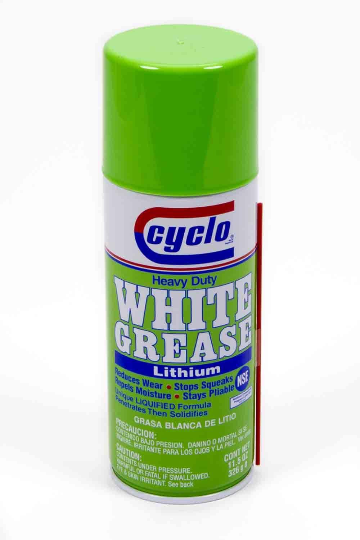 Cyclo 11 Oz. White Grease
