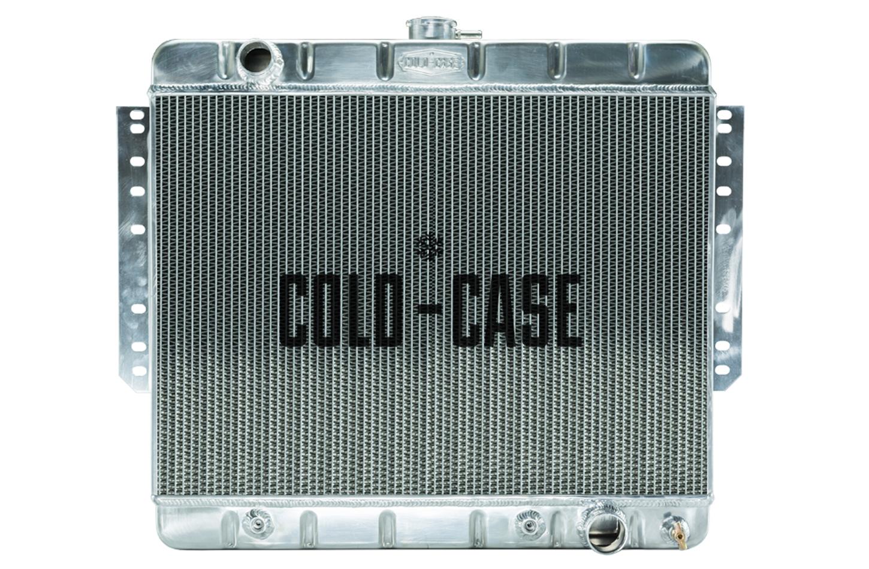 Cold Case Radiators 66-68 Impala Radiator St amped