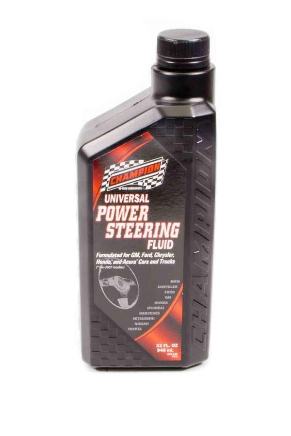 Champion Brand Power Steering Fluid 1Qt