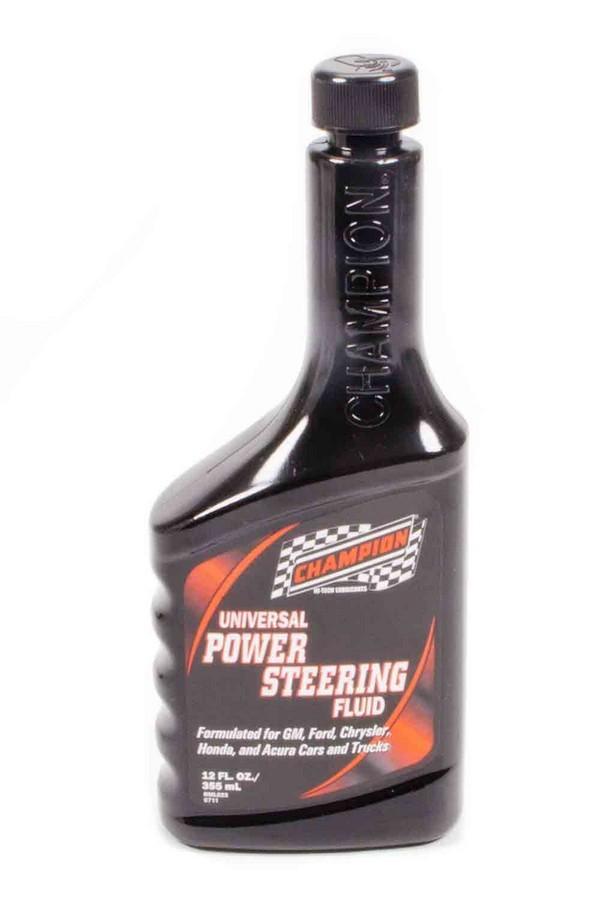 Champion Brand Power Steering Fluid 12 oz.
