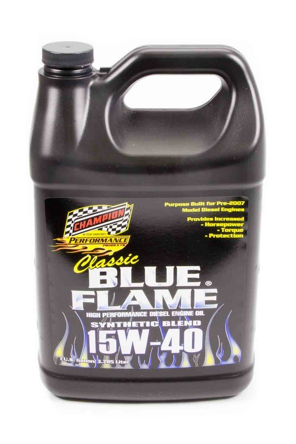 Champion Brand 15w40 Synthetic Diesel Oil 1 Gallon