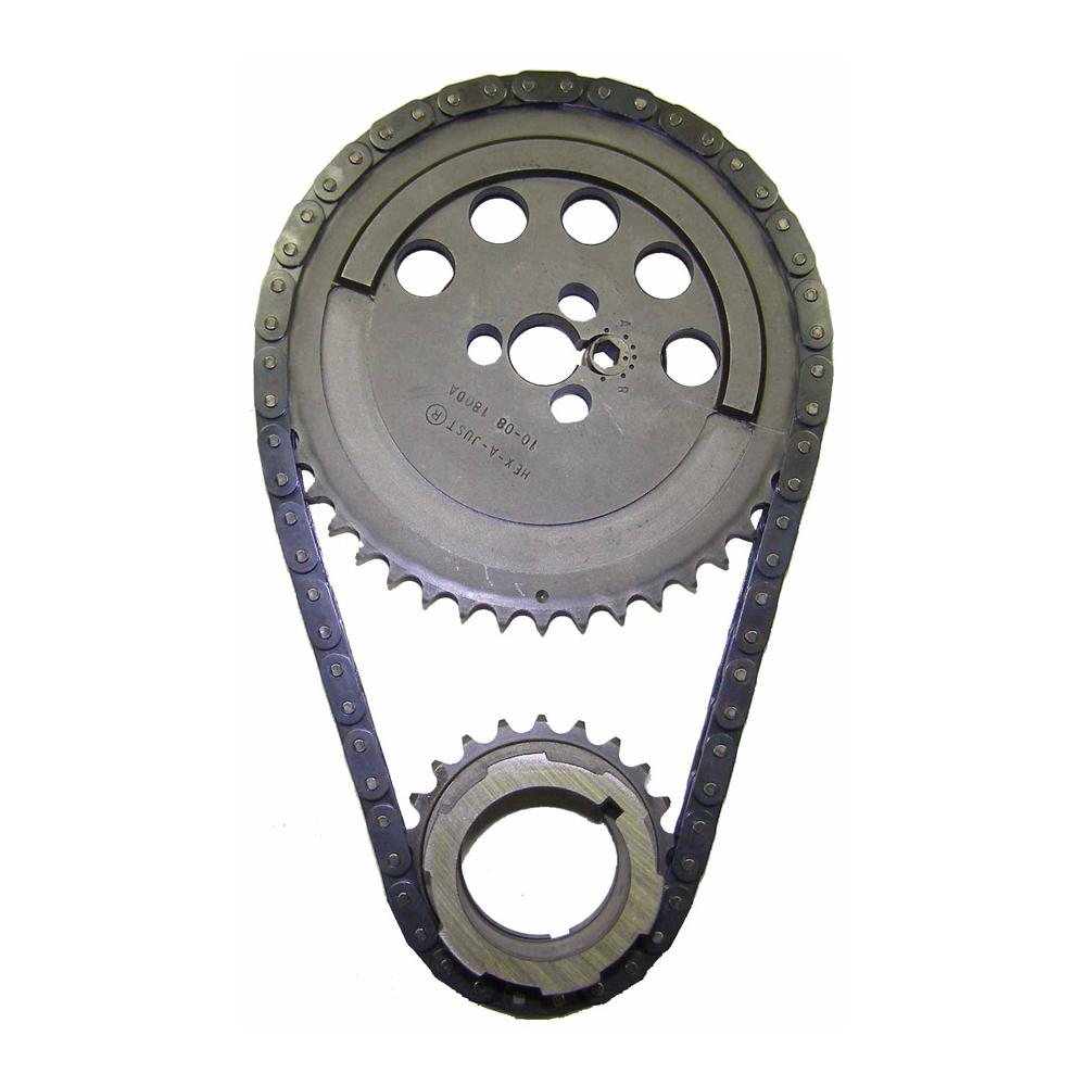 Cloyes Hex-A-Just True Roller Timing Set LS2