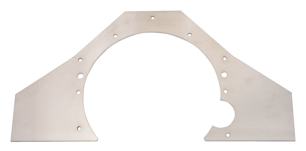 Competition Engineering Mid Motor Plate - GM LS Engines - Aluminum .188