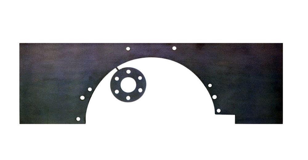 Competition Engineering Mid Motor Plate - SBF Steel .090