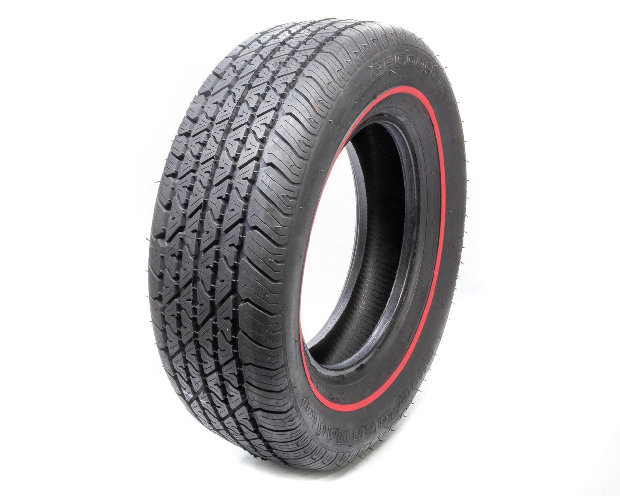 Coker Tire P215/70R15 BFG Redline Tire