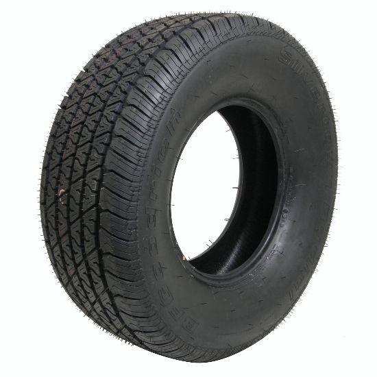 Coker Tire P285/70R15 BFG Black Wall Tire