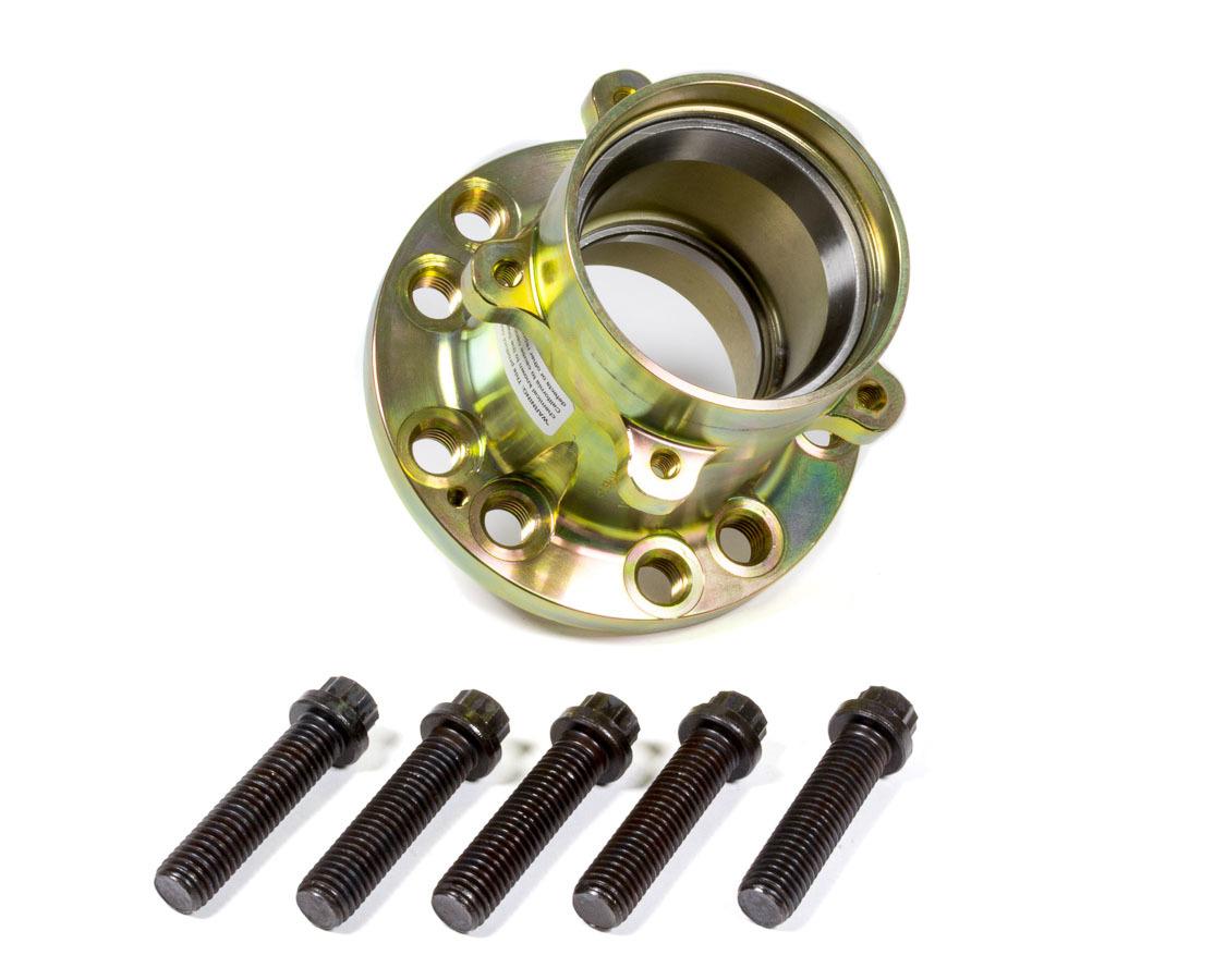 Coleman Machine Hub Steel Sportsman IMCA 5x4-3/4 5/8 Coarse Studs