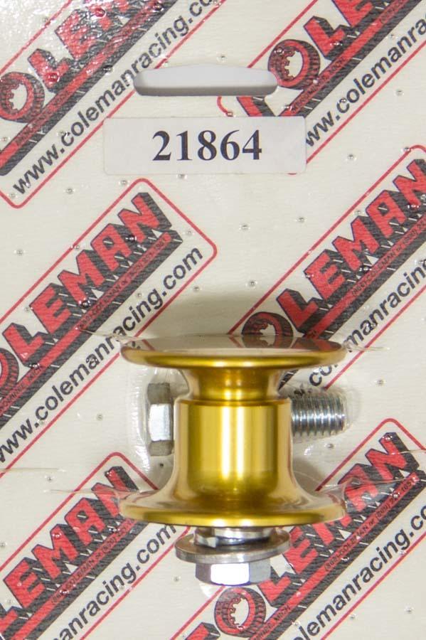 Coleman Machine Throttle Stop Adjustable 1.5in - 2.25in