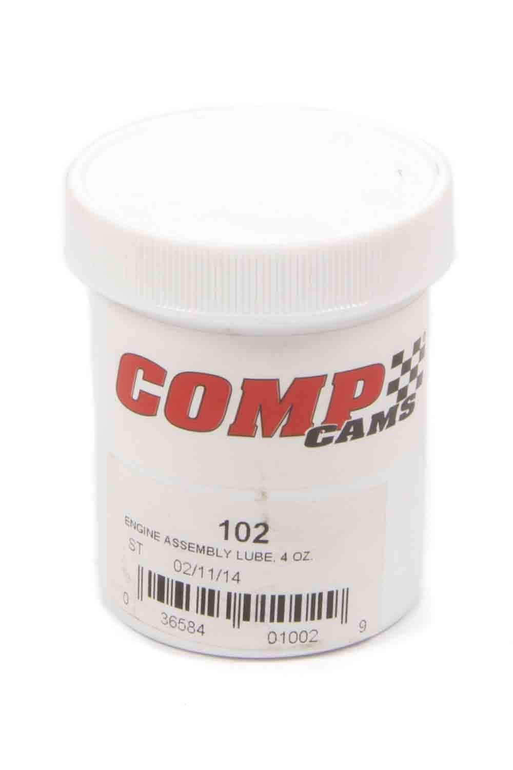 Comp Cams 4 Oz Assembly Lube