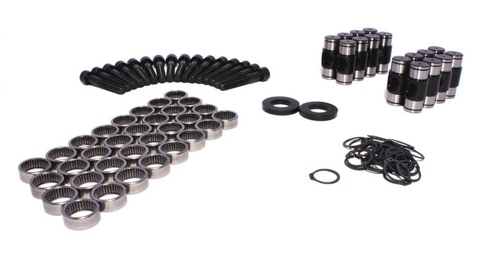 Comp Cams Trunion Kit - GM LS-Type Rocker Arm Retro-Fit