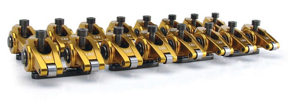Comp Cams GM LS1 Ultra Gold R/A's - 1.82 Ratio