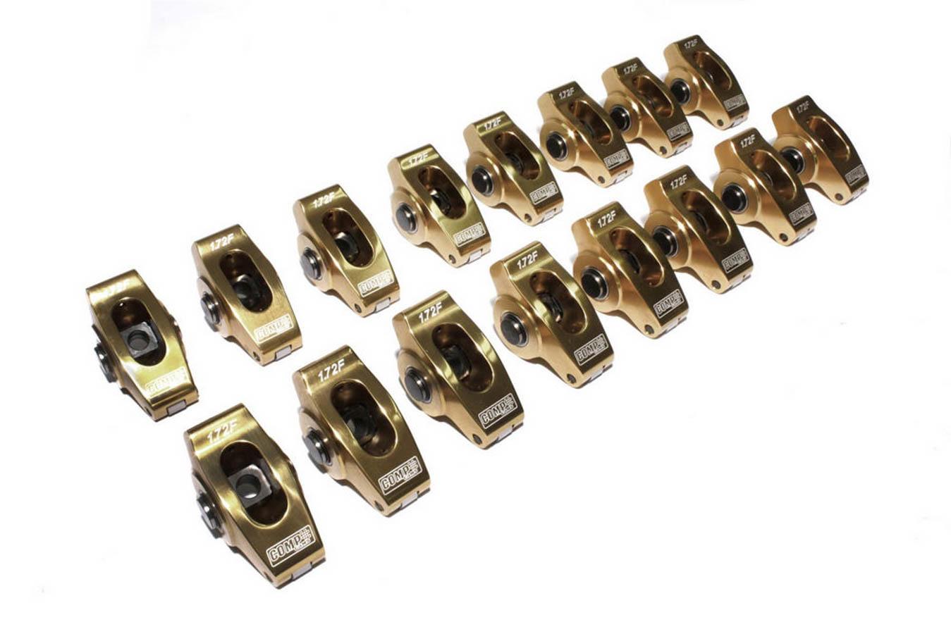Comp Cams SBF Alum. Roller R/A Kit 1.72 Ratio 7/16 Stud