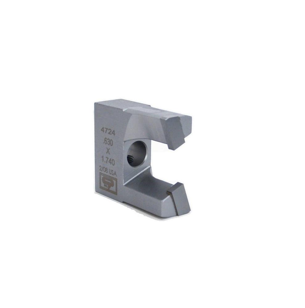 Comp Cams 1.740 Spring Seat Cutter Cuts Guide .630