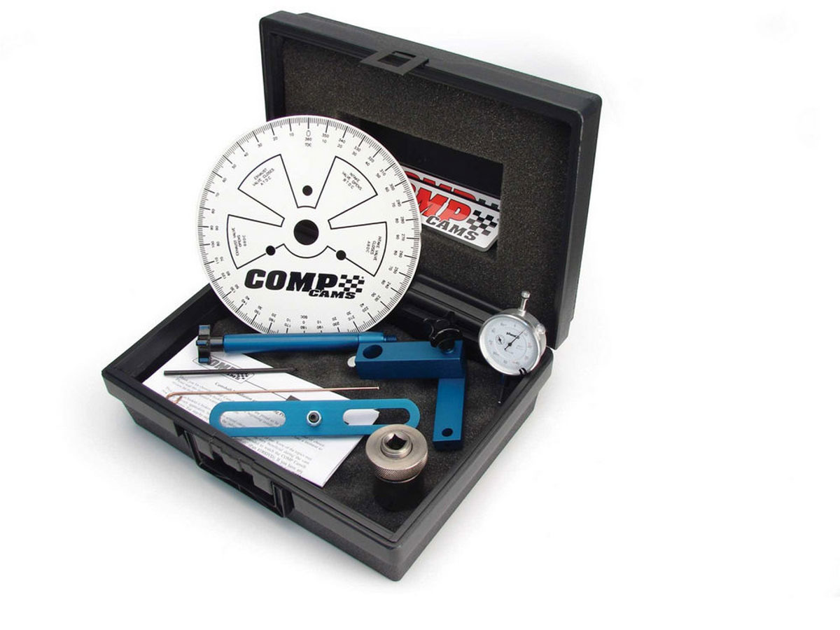 Comp Cams Cam Degree Kit - GM LS Engines