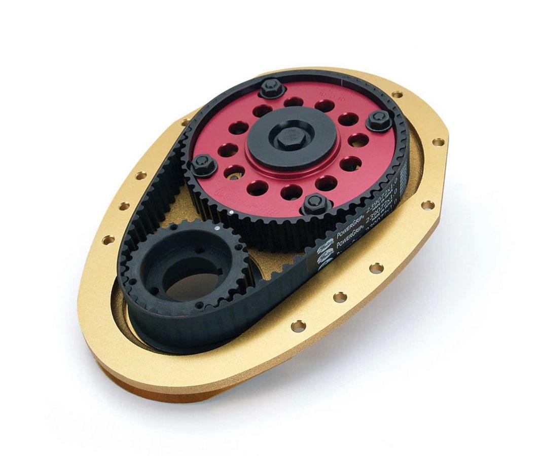 Comp Cams Sbc Belt Drive - Dry System