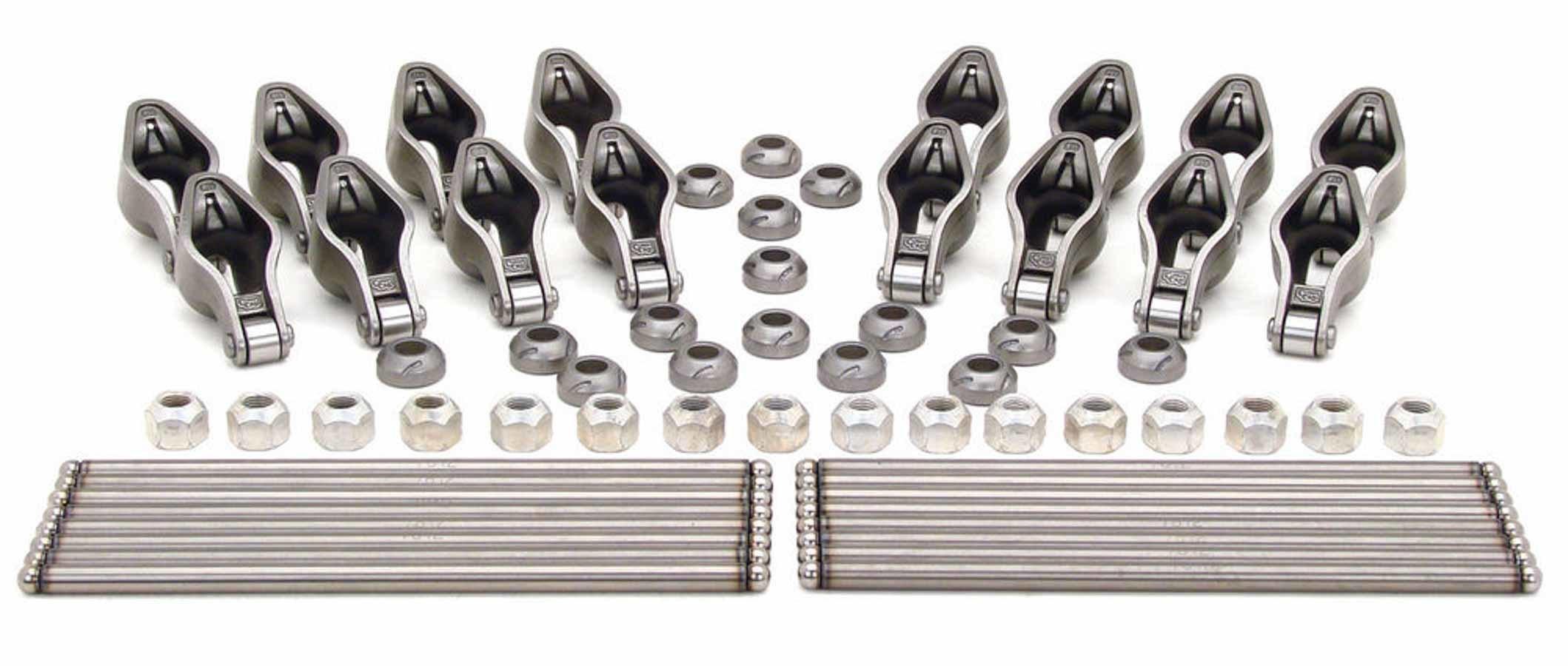 Comp Cams Sbc Rocker Arm Kit 1.52 Ratio- 3/8 Stud