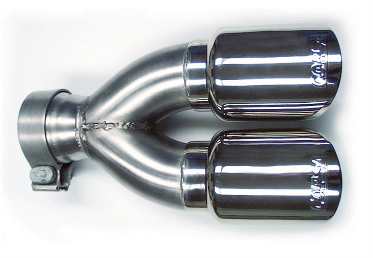 Corsa Performance Exhaust Tip Kit -  Tip K it  Single Side Exit wit