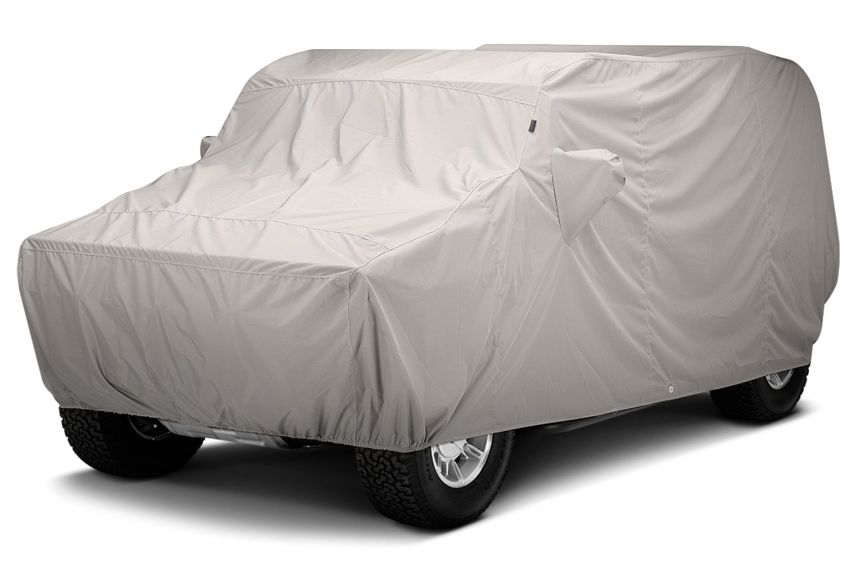 Covercraft 20-   Jeep Gladiator Car Cover Custom Fit Tan