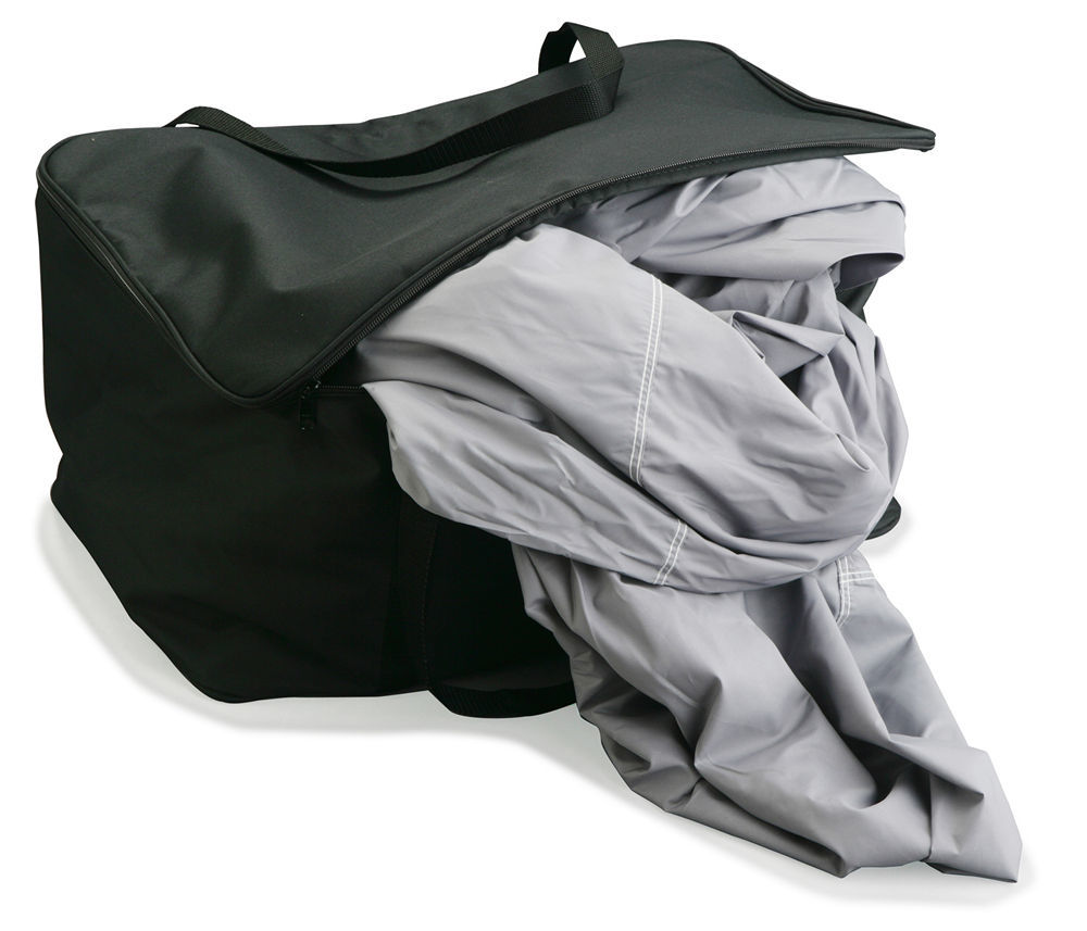 Covercraft Zippered Tote Bag Large Black