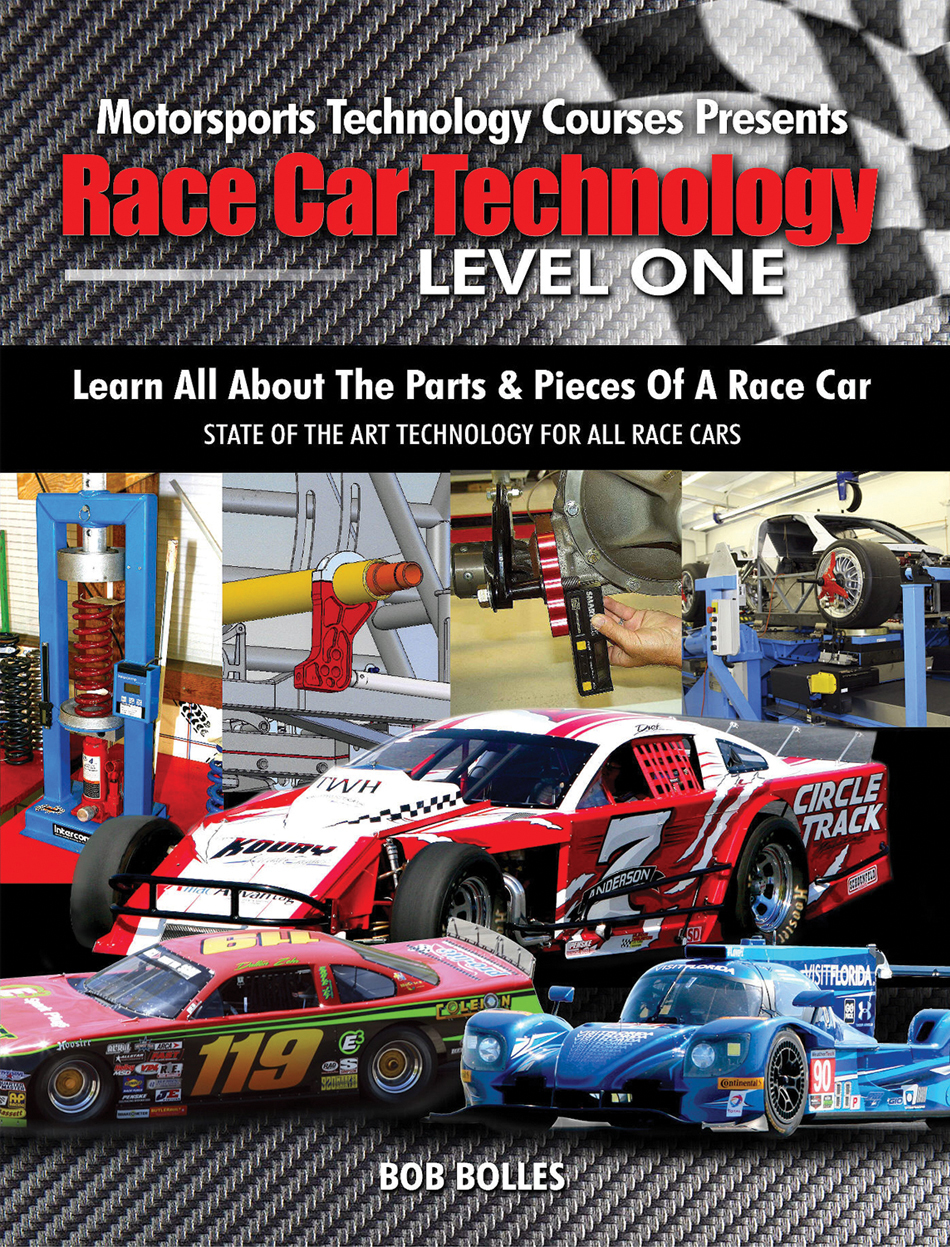 Chassis R And D Race Car Technology Level One