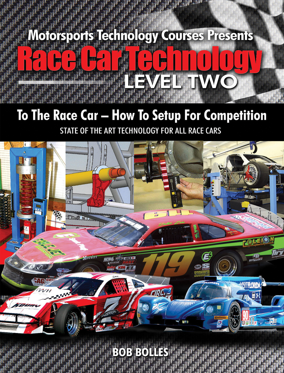 Chassis R And D Race Car Technology Level Two