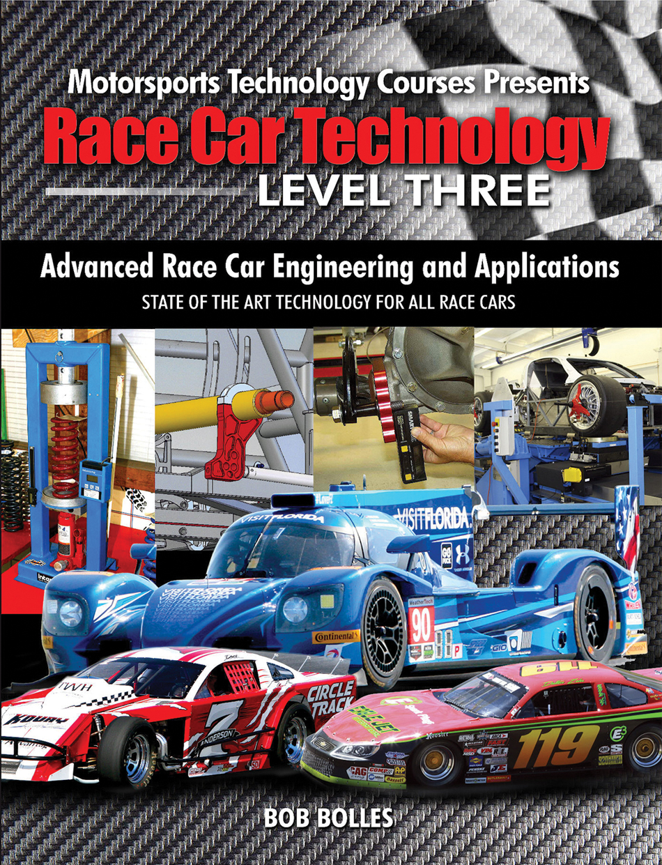 Chassis R And D Race Car Technology Level Three