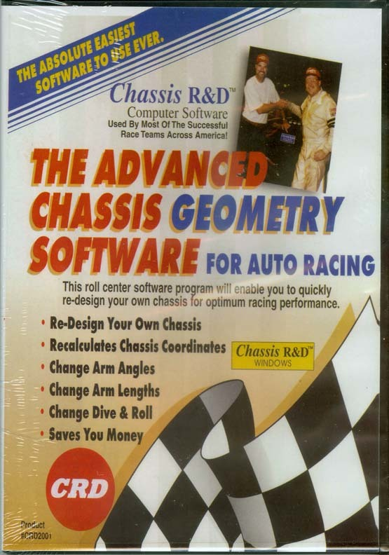 Chassis R And D The Advanced Chassis Geometry/Roll Center