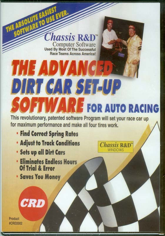 Chassis R And D The Advanced Dirt Car Set-up