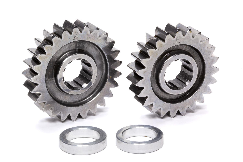 C And R Racing Radiators Quick Change Gear Set