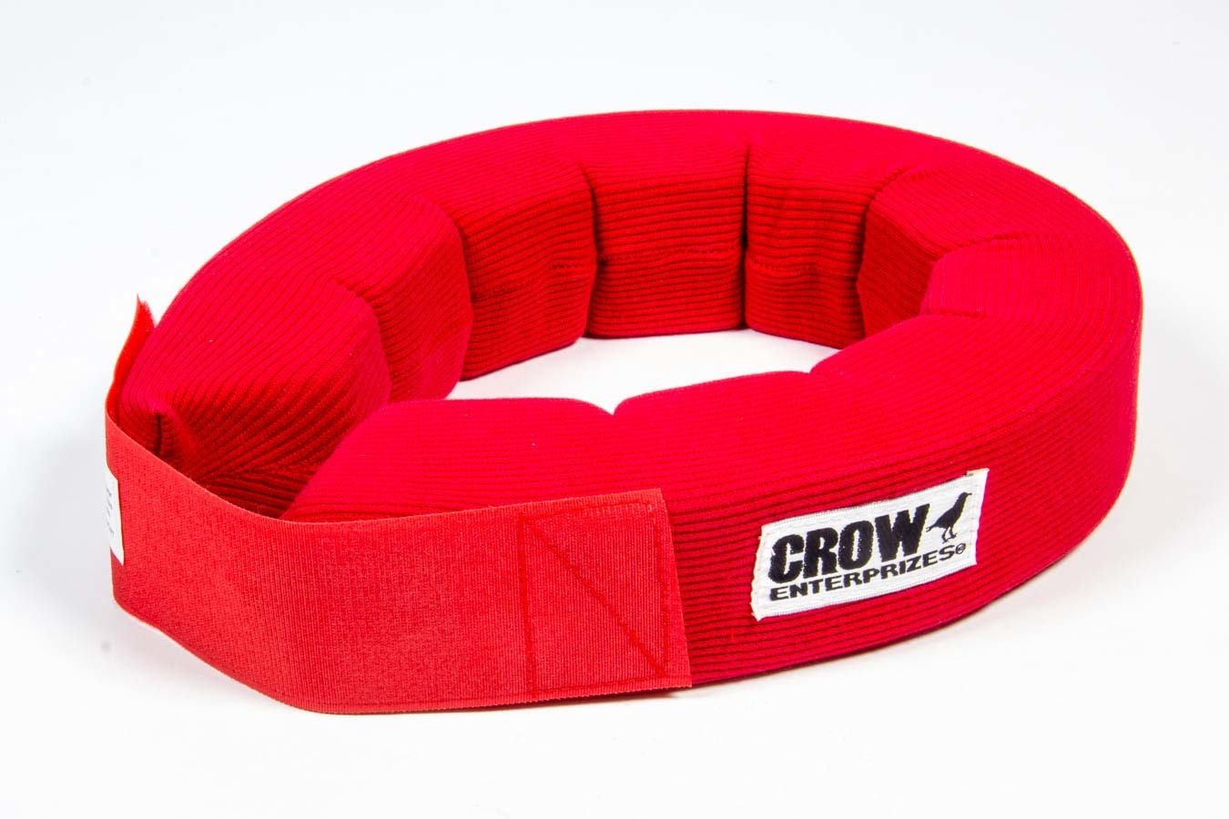 Crow Enterprizes Neck Collar Knitted 360 Degree Red SFI 3.3