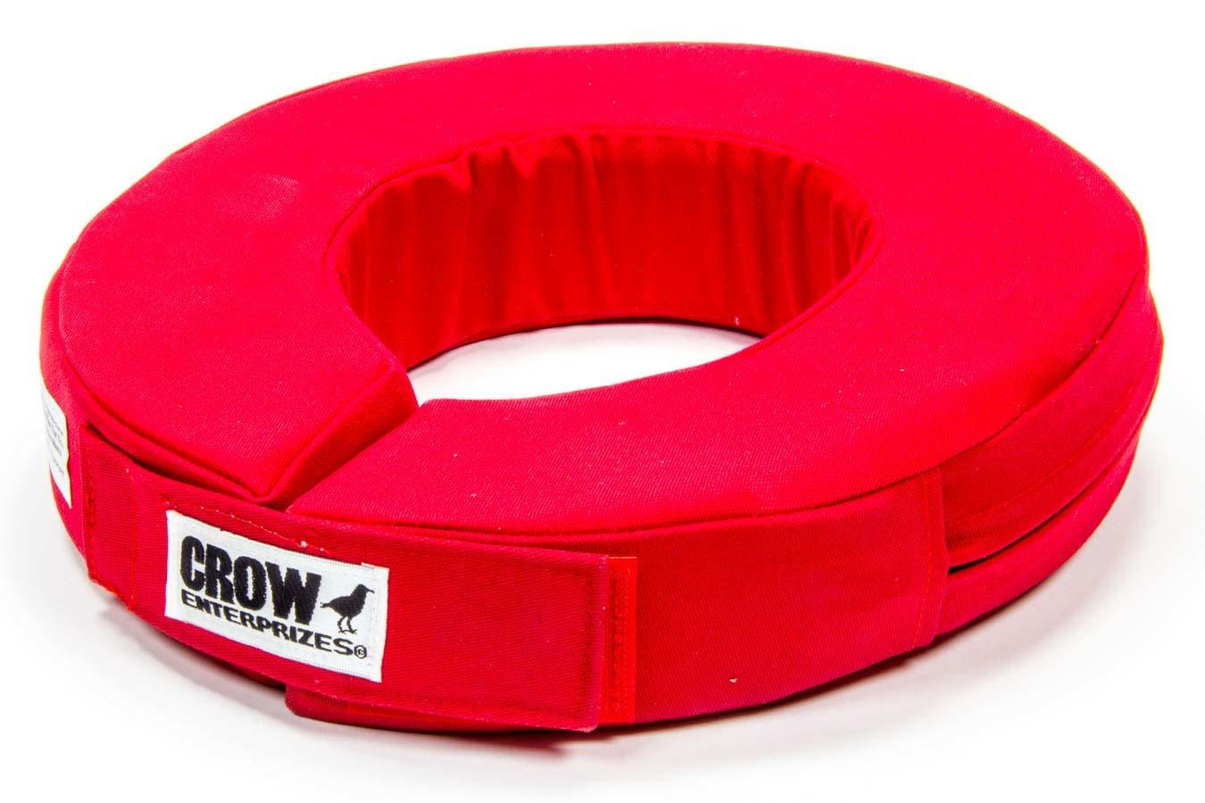 Crow Enterprizes Neck Collar Proban 360 Degree Red SFI 3.3