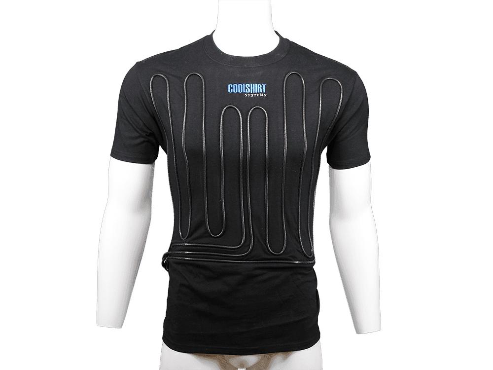 Cool Shirt Black Cool Water Shirt - M - Left Exit