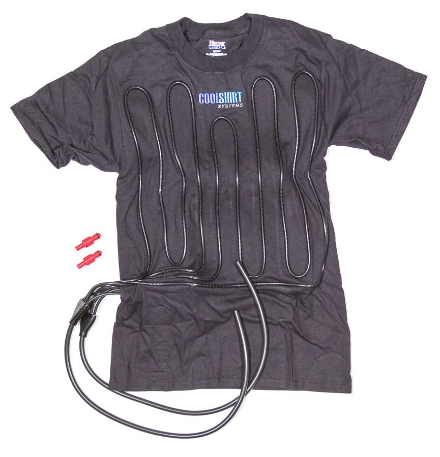 Cool Shirt X-Large Black
