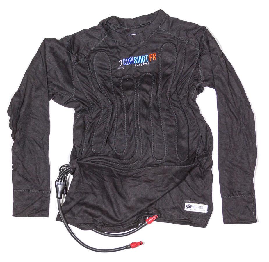 2 Cool Shirt Black X-Lrg SFI 3.3