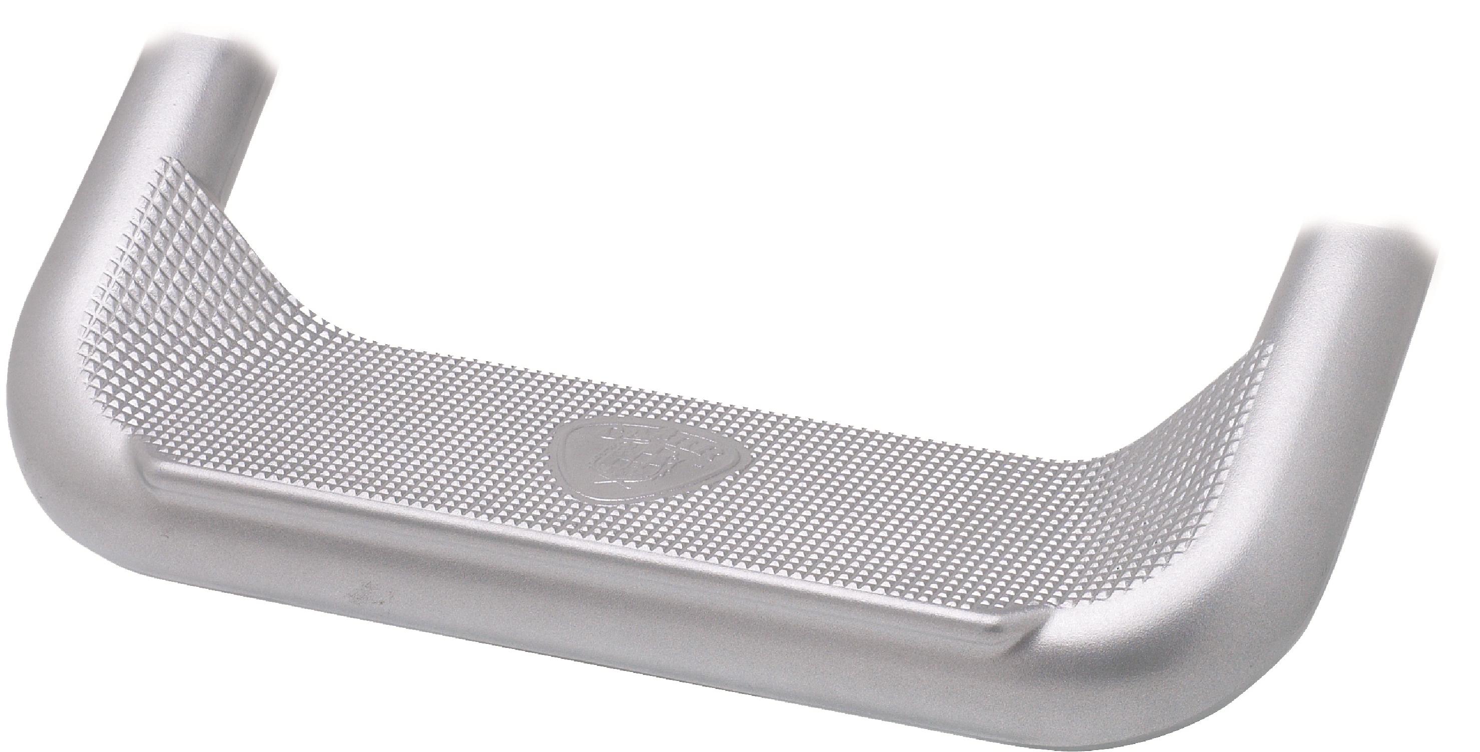 Carr Super Hoop XP4 Titanium Silver Powder Coat Pair