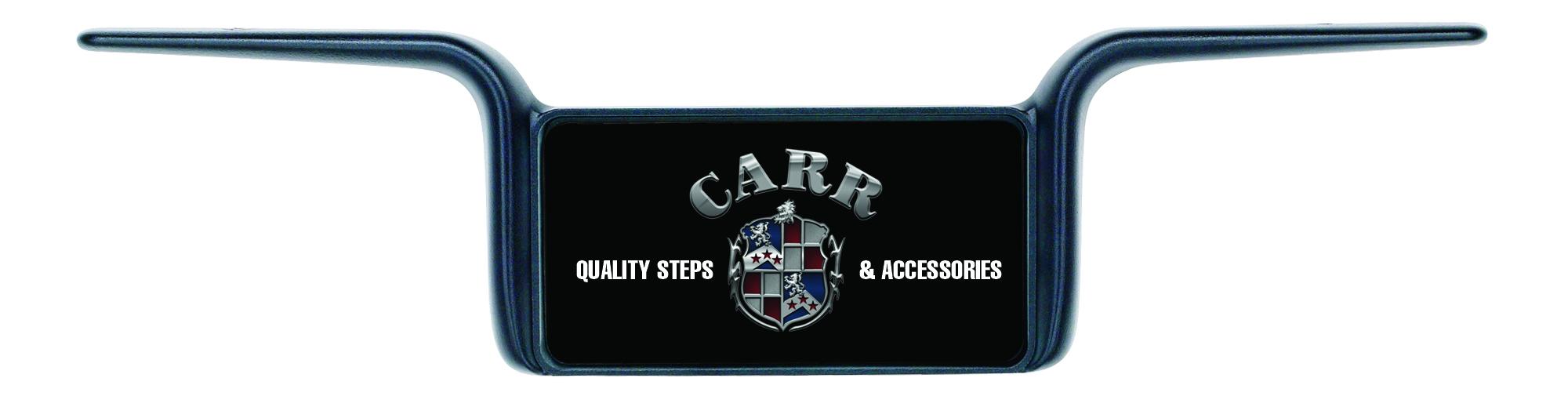 Carr Light Wing XP3 Black Pow der Coat