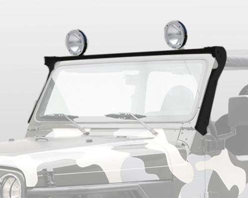 Carr XRS Light Bar Black
