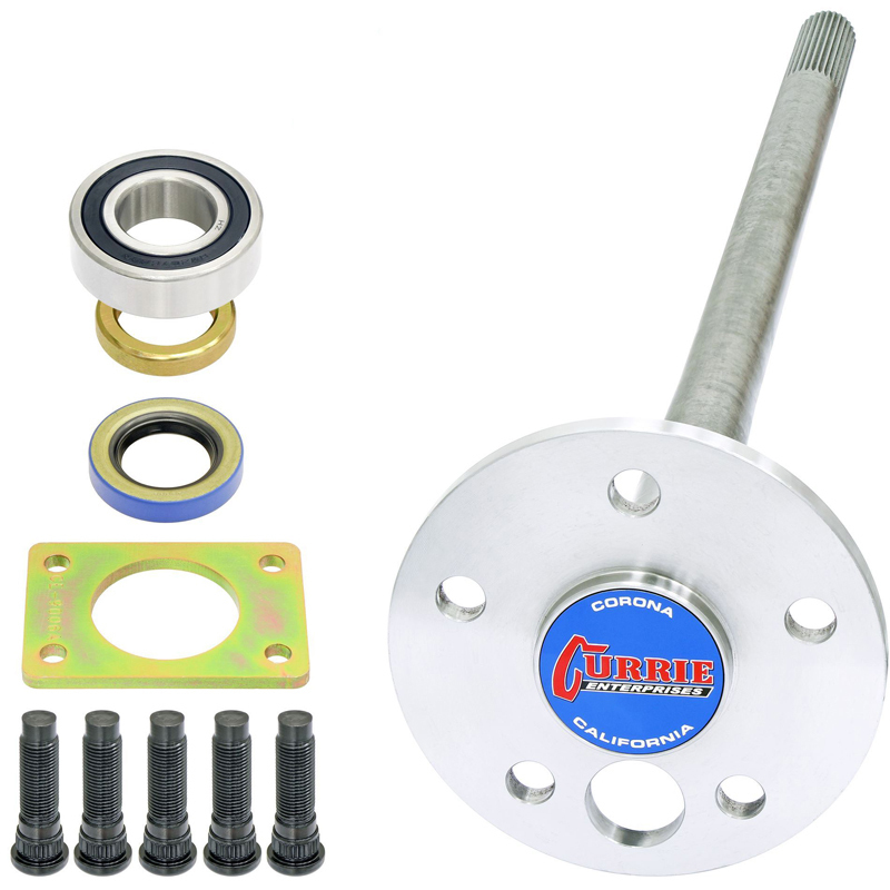 Currie Enterprises 28in Cut to Fit Ford 9in Axle Small Bearing