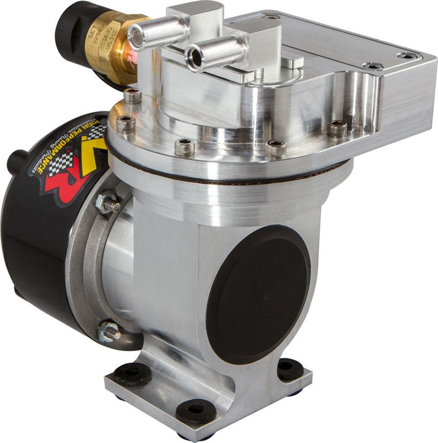Cvr Performance 12 Volt Electric Vacuum Pump 4-amp