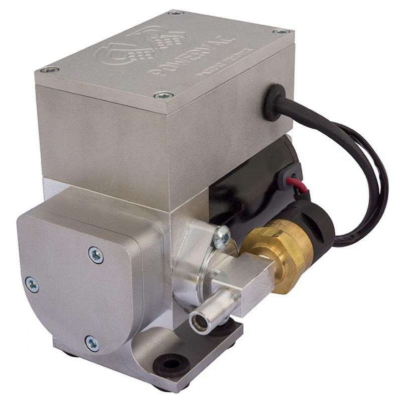 Cvr Performance 12 Volt Electric Vacuum Pump 6-amp