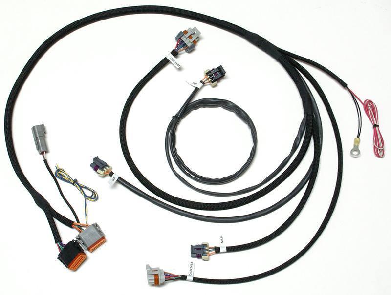 Daytona Sensors SmartSpark LS2/LS7 Remote Mnt Wire Harness