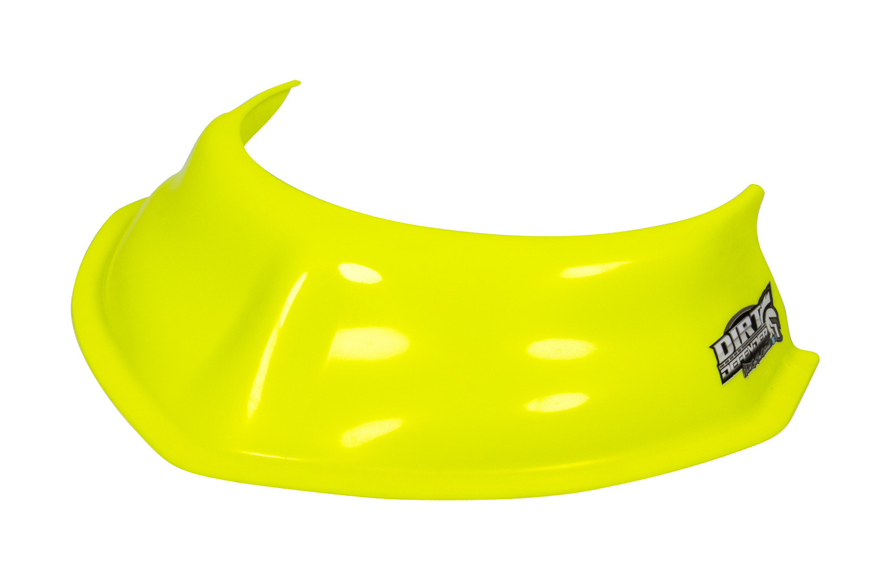 Dirt Defender Racing Products Hood Scoop Neon Yellow 3.5in Tall