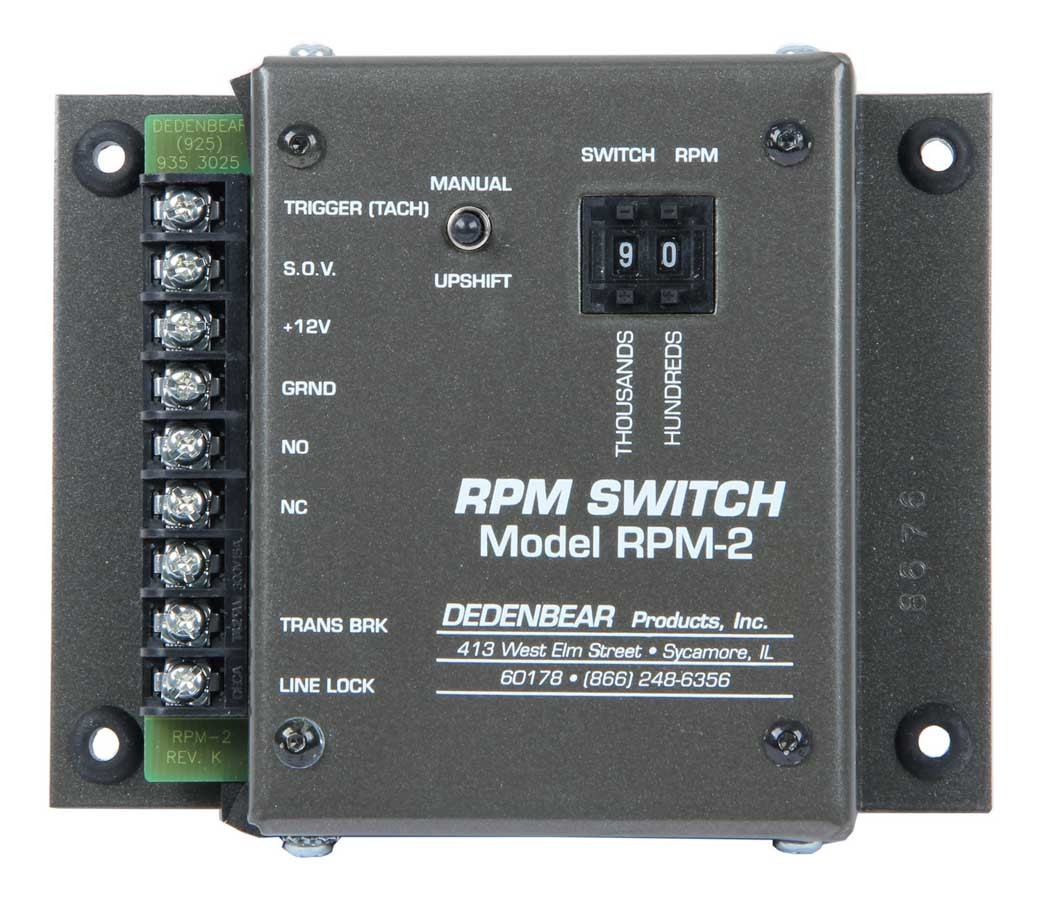 Dedenbear RPM Switch Module