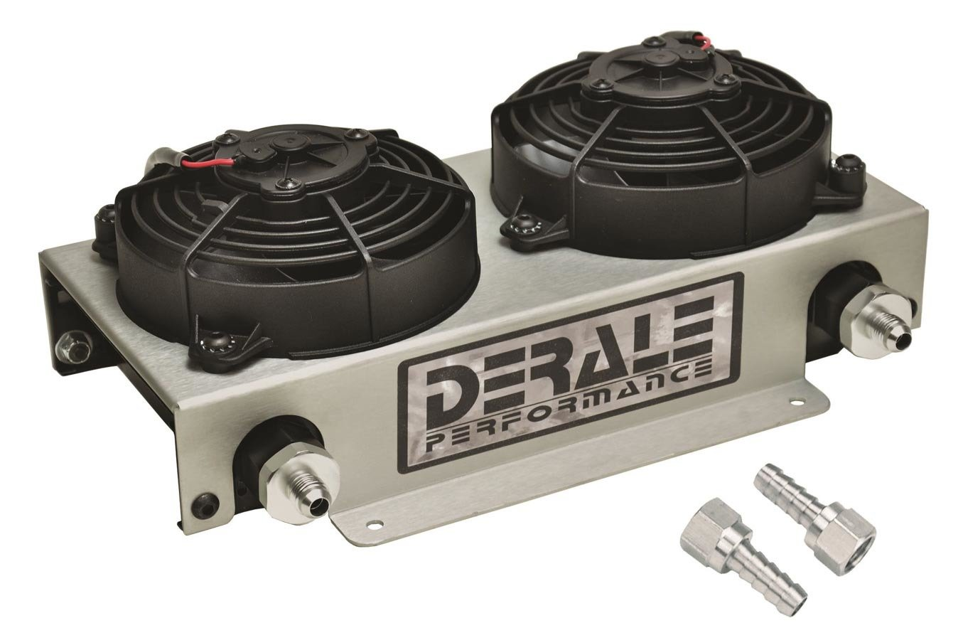 Derale Remote Oil Cooler -6AN w/ Fan