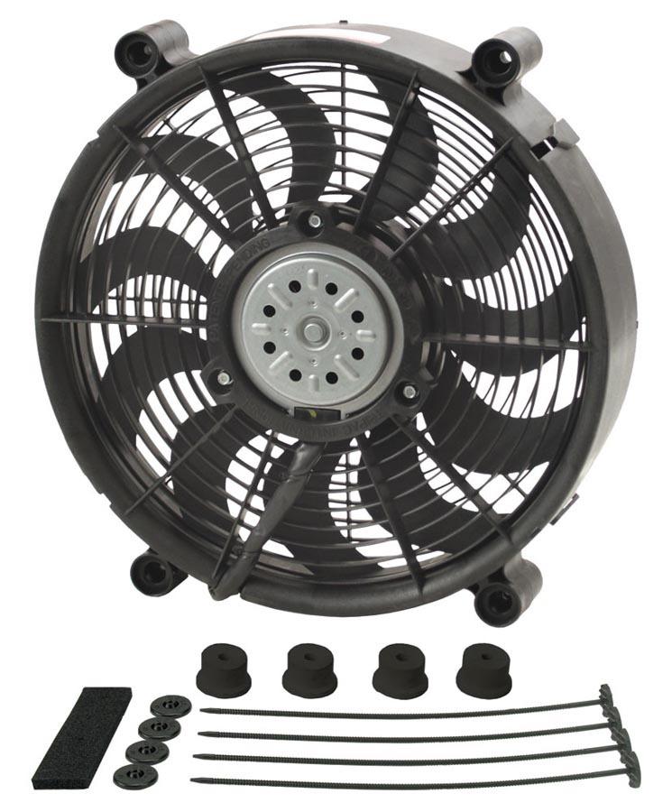 Derale 12in High Output Electrc Fan Standard Kit